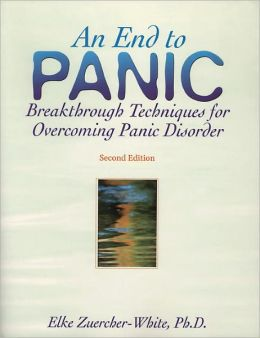 Dr. Zuercher-White's An End to Panic has been awarded The Association for Behavioral and Cognitive Therapies Self-Help Seal of Merit — an award bestowed on outstanding self-help books that are consistent with cognitive behavioral therapy (CBT) principles and that incorporate scientifically tested strategies for overcoming mental health difficulties. Used alone or in conjunction with therapy, the book offers powerful tools readers can use to jump-start changes in their lives.